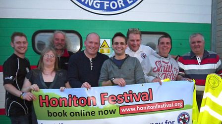 mhh sausage and cider fest committee