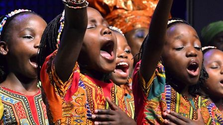 The Wototo Children's Choir are performing in Ottery St Mary on May 17