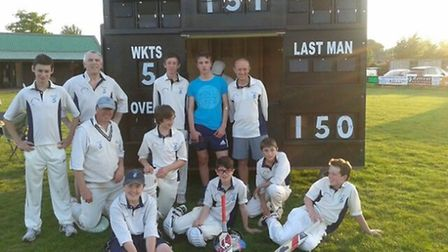 Ottery St Mary 3rd XI