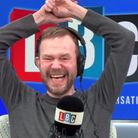 LBC Radio presenter James O'Brien. Photograph: LBC/Global.