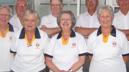 Sidmouth bowlers