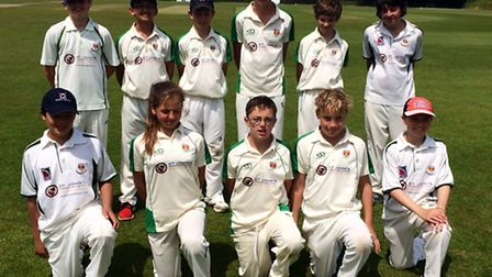 Sidmouth Under-13s