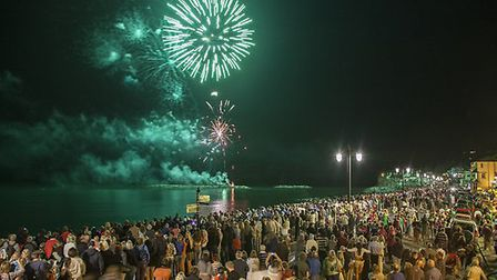 Sidmouth FolkWeek could be captured on film in a new documentary if funding is secured. Photo courte
