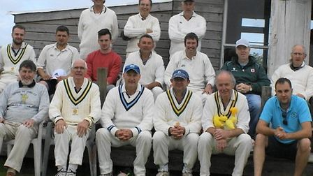 Tipton CC on tour in Cornwall June 2014