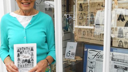 Maureen D'Albertanson has written a detailed account of Fields' lively history.