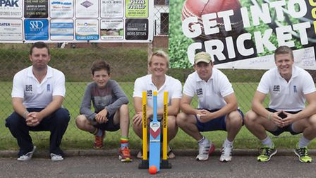 The Sidmouth CC Open Day proved to be a resounding success. The event was held with the support of