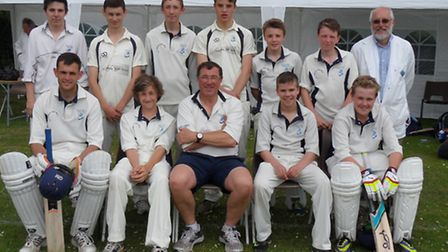 Ottery St Mary 3rd XI 2014