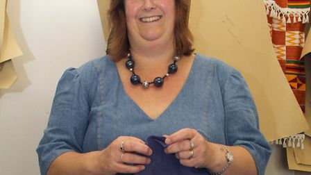 Julie Trickey of Overly Gorgeous clothes shop, Sidmouth, enters the finals of the Natwest Venus Awar