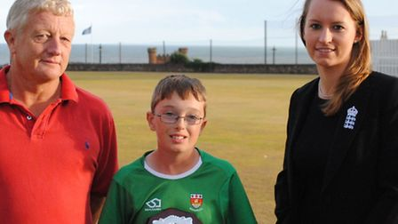 Sidmouth CC Colts Awards: Jordan Fowler the Junior Colt of the Year winner