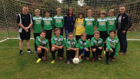 Sidmouth Town Under-13s