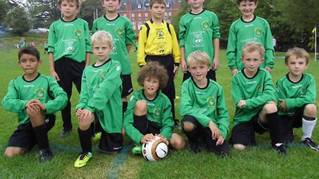 Sidmouth Warriors Under-9s