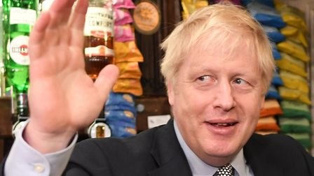 In his first keynote speech of the election campaign, Boris Johnson is expected to accuse the leader