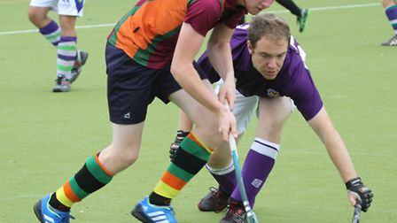 Sidmouth and Ottery Hockey Club Men's fourth team played Ashmoor Mens A team at the weekend. Ref shs