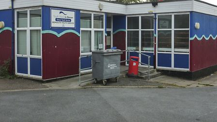 Sidmouth Youth Centre. Ref shs 0826-40-14TI. Picture: Terry Ife