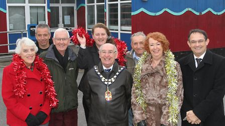 Sidmouth Youth Centre is set to be re-opened as a Christmas gift to the town's youngsters. Ref shs 2