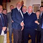 """""""We owe you a debt of gratitude …"""" Ed Harrison, new chairman of Sidmouth RNLI at the presentation to"""