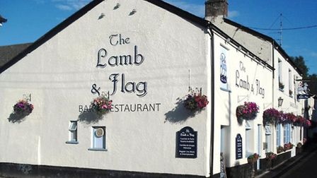 Lamb and Flag, Ottery St Mary