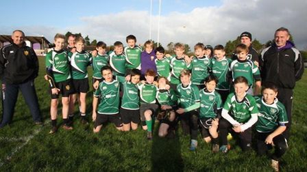 Sidmouth RFC Under-13s