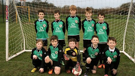 Sidmouth Warriors Under-10s