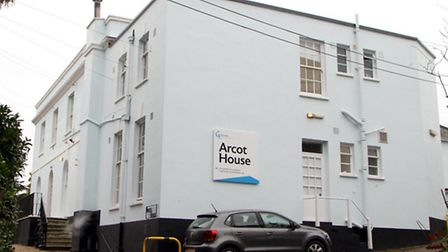 Arcot House, which is now under new ownership. Ref shs 7744-07-14AW. Picture: Alex Walton