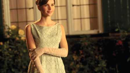 Felicity Jones stars in The Theory of Everything