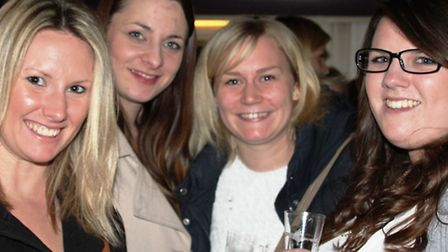 The 50 Shades of Grey premiere benefited Sidmouth Hospiscare and Hospiscare Exeter