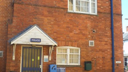 Sidmouth Police Station