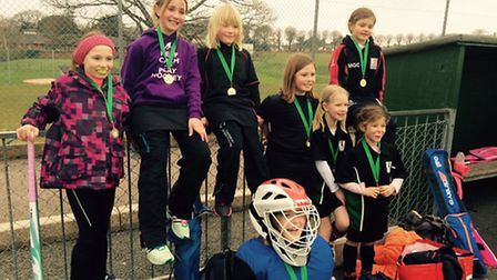 Sidmouth and Ottery Hockey Club Under-10s