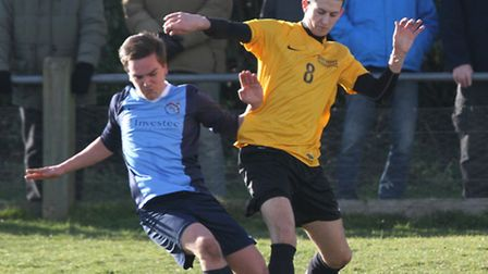 Beer 2nds V Dunkeswell. Ref mhsp 8704-09-15AW. Picture: Alex Walton
