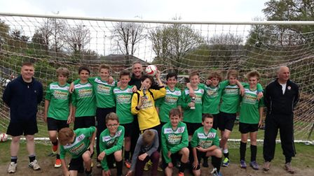 Sidmouth Town Raiders Under-13s
