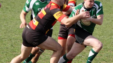 Sidmouth V Honiton rugby. Ref shsp 2925-14-15AW. Picture: Alex Walton