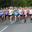 The Ottery 10K run took place at the weekend. Ref sho 6997-21-15AW. Picture: Alex Walton