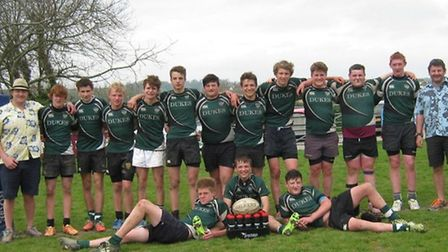 Sidmouth Under-16s