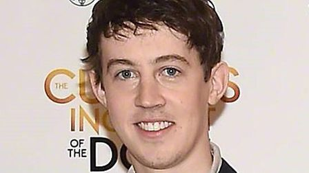 Former Sidmouth Youth Theatre actor Alex Sharp