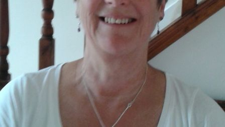 Ruth Bullock will be shaving her hair off for Devon Air Ambluance and Marie Curie Cancer Care.