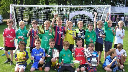 Sidmouth Vikings Under-9s