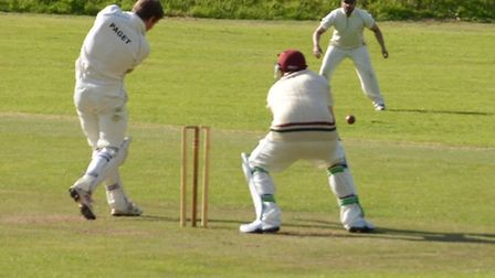 Sidbury CC action