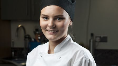 SW Junior Chef of the Year competition winner Melissa Johnson