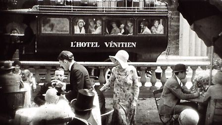 A still from The Cardboard Lover (1928)