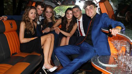 Sidmouth College year 11 prom. Ref shs 1877-25-15SH. Picture: Simon Horn