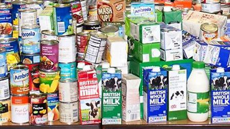 The Sid Valley Food Bank will be help 25 families this summer