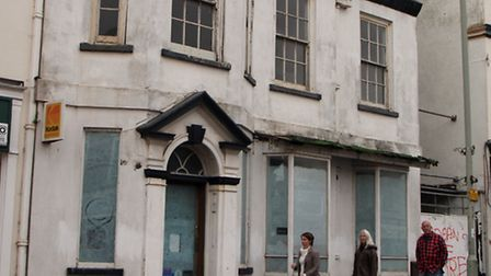 The former SES stationery shop of Sidmouth. Ref shs 7145-42-14AW. Picture: Alex Walton