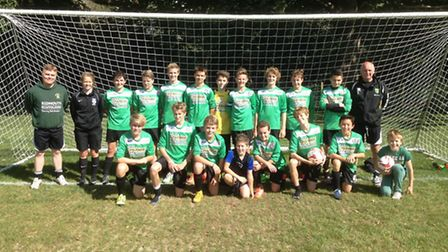 Sidmouth Raiders Under-14s