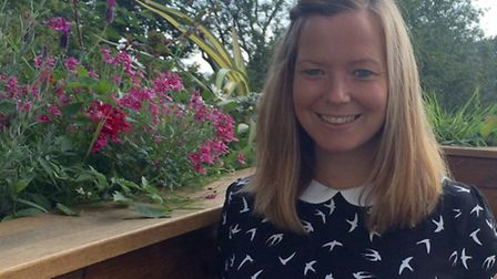 Sid Valley Practice relations manager Katie Thomas is taking on the Great West Run