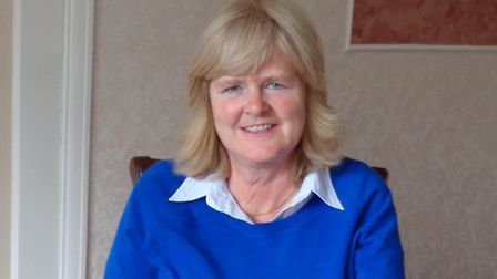 Vivienne Abbott is the new chairman of Ottery Chamber of Commerce