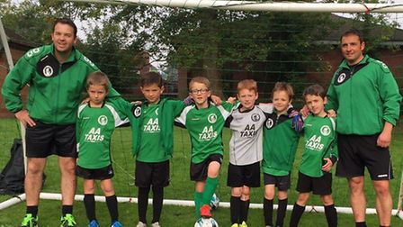 Sidmouth Warriors Under-8s