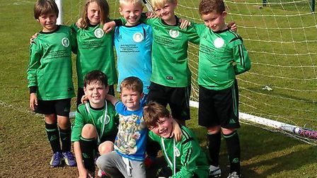 Sidmouth Junior Vikings Under-9s