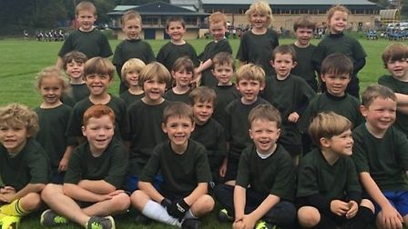 Sidmouth Under-7s