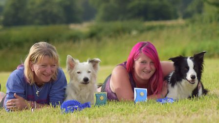 Sidmouth team set for Crufts