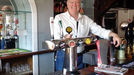 Balfour Arms has re-opened